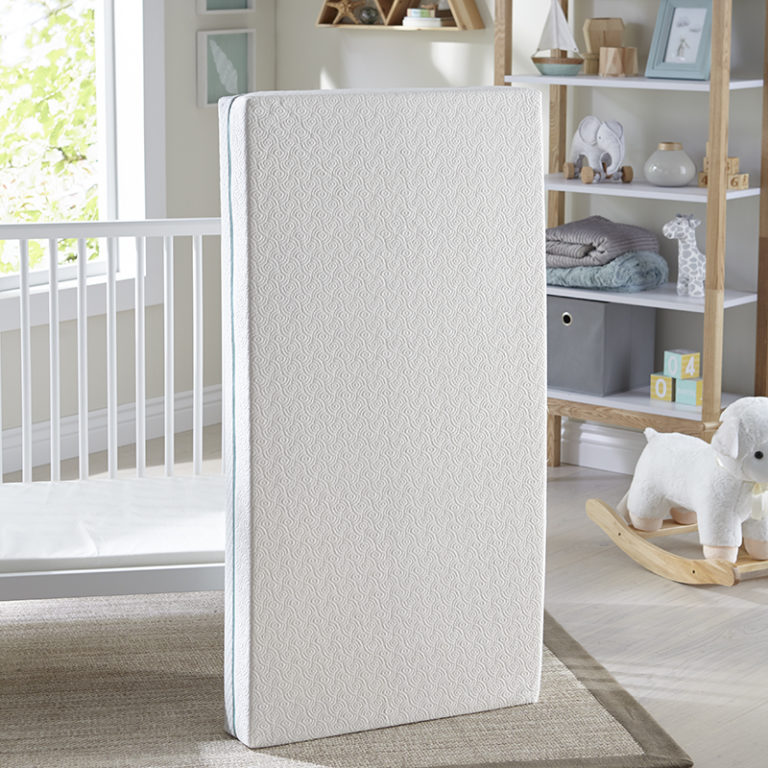 TEMPUR-DREAM™ 2-STAGE CRIB MATTRESS - White